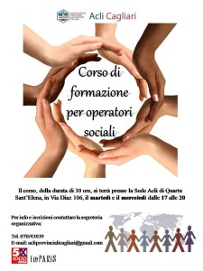 bozza locandina corso operatori sociali