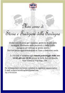 mini corso storia Sardegna
