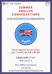 english conversationsCAGLIARI, (1)