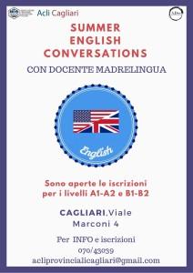 english conversationsCAGLIARI, (1)