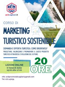 Corso marketing turistico sostenibile